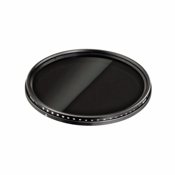 """Filtr Hama 79172 """"Vario"""" šedý ND2-400, 72 mm"""
