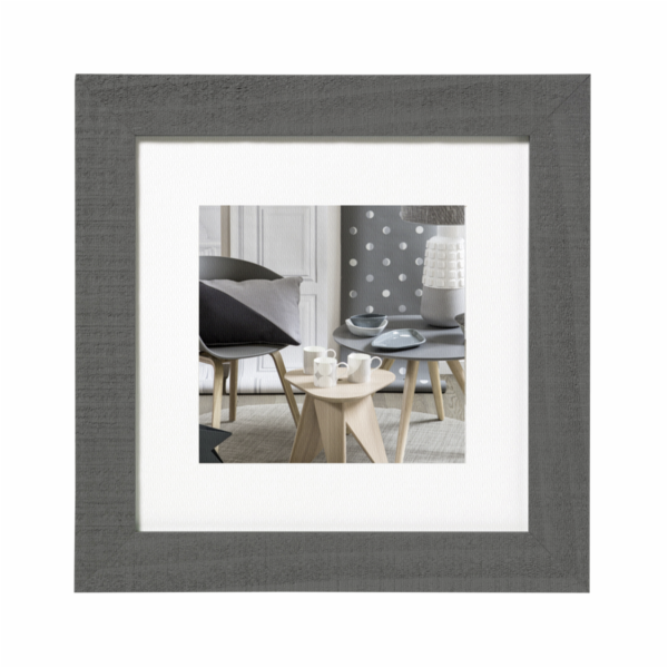 Walther Home 40x40 Wooden Frame grey HO440D