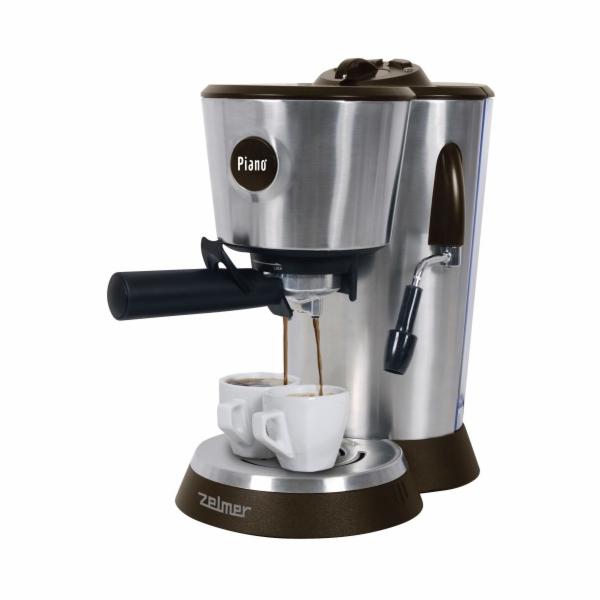 Espresso Zelmer 13Z014 hnědé