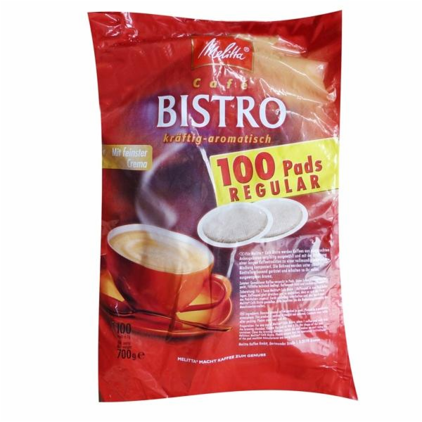 Kapsle Melitta Bistro Regular 100 ks