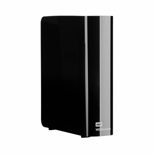 Western Digital WD Elements Desktop Hard Drive 4TB USB 3.0