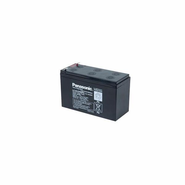 Panasonic olověná baterie LC-R127R2PG1 12V/7,2Ah