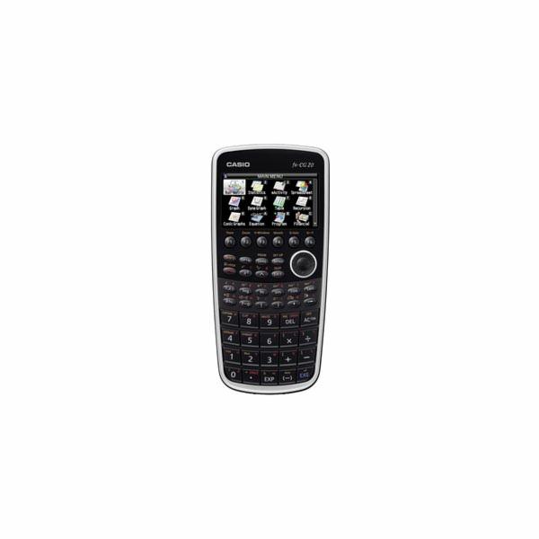 Kalkulačka Casio FX CG20, grafická