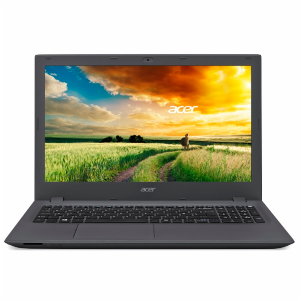 "Acer Aspire E 15 (E5-573-31YR) i3-4005U/4GB+N/500GB+N/HD Graphics/DVD-RW/15,6"" HD LED/BT/W 8.1/Charcoal Gray"
