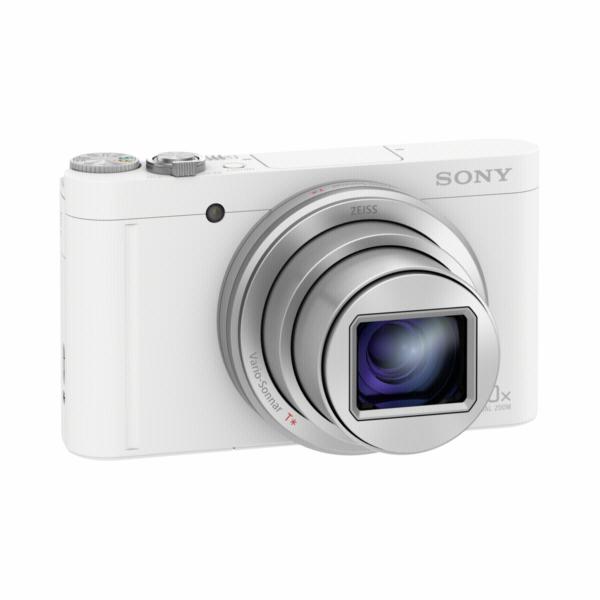 Sony DSC-WX500 white