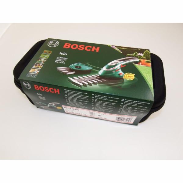 Nůžky na keře a trávu Bosch ISIO Set III (0600833102)