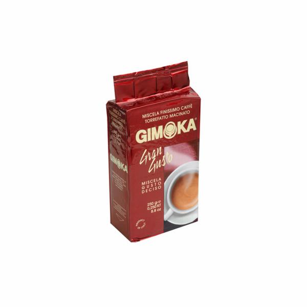 Káva Gimoka Gran Gusto 250g mletá