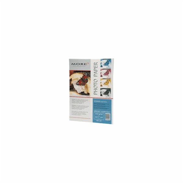 ARMOR Fotopapír MORE Inspiration 145g/m2; glossy, 20 listů, A4