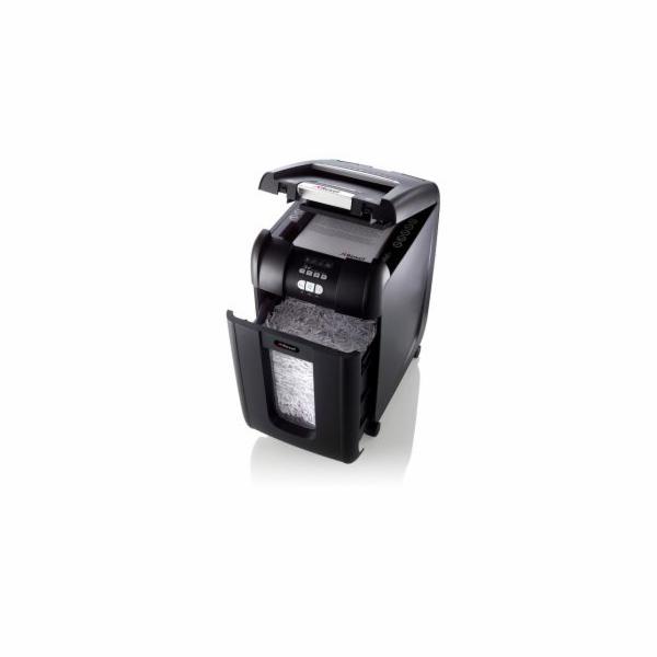 Skartovač REXEL Auto+ 300X 8 listů/40l/CD/NBU2/Příčný řez