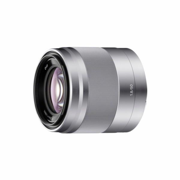 SONY objektiv Ekviv. 50 mm F1,8 OSS
