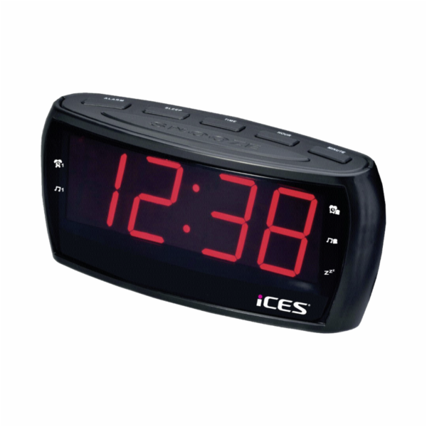 Ices ICR-230-1 black