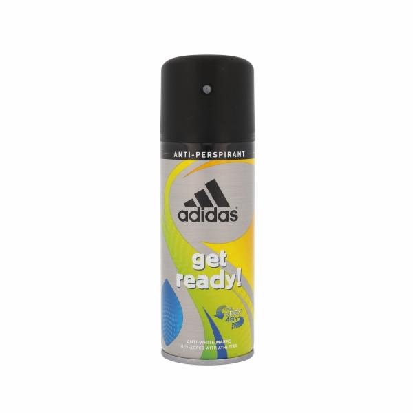 Antiperspirant Adidas Get Ready! 150ml