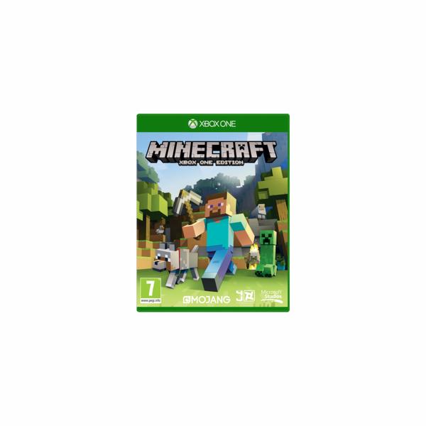 Minecraft hra XONE MICROSOFT