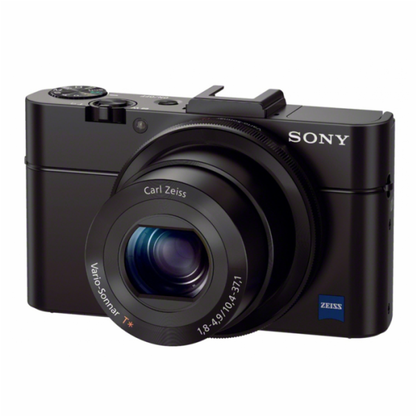 Fotoaparát Sony DSC-RX100 MII černý