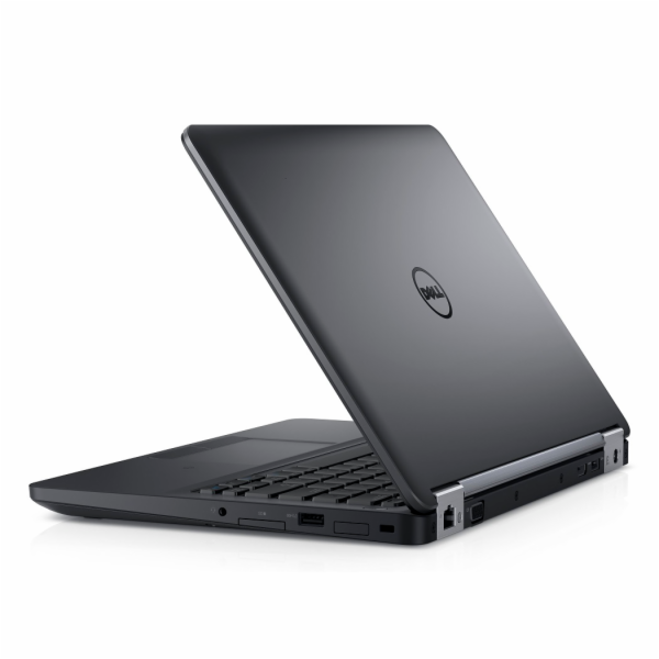 "Dell Latitude E5270 12.5"" HD i5-6300U/8GB/256GB SSD/Intel HD/HDMI/VGA/USB/W10P/3NBD/Černý"