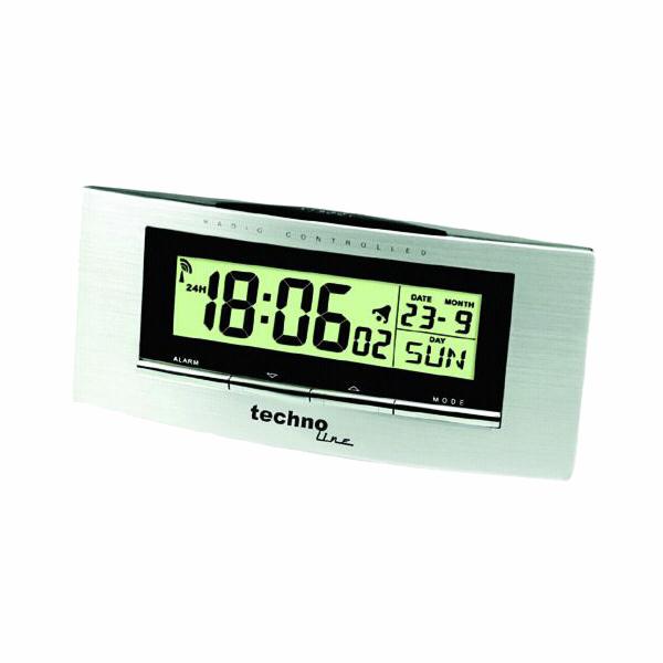 TECHNOLINE WT 182 - rádiem řízený, vnitřní teplota