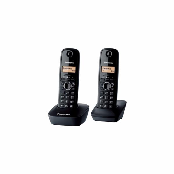 Telefon Panasonic KX TG1612FXH DECT DUO