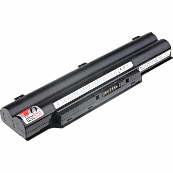Baterie T6 power Fujitsu LifeBook S7110, S6310, S751, S752, S762, SH761, SH782, 6cell, 5200mAh