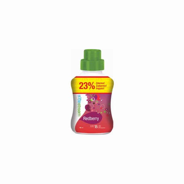 Sodastream Sirup Red Berry Velký 750ml