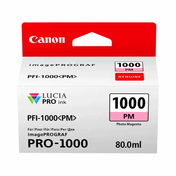 Canon PFI-1000 PM photo magenta