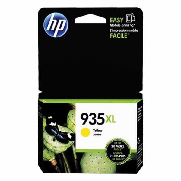 HP C2P26AE Ink Cart No.935XL pro OJ Pro 6830, 825str., Yellow
