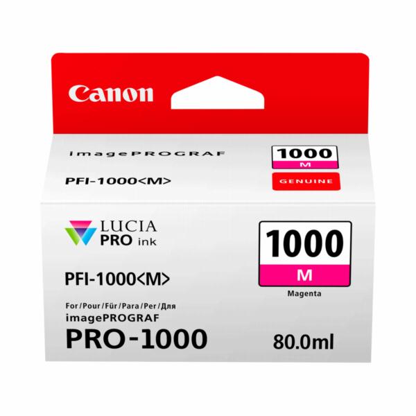 Canon PFI-1000 M magenta