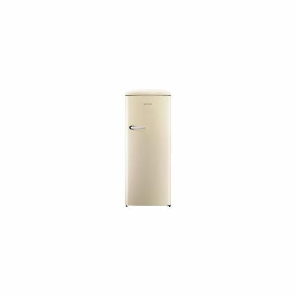 Chladnička Gorenje ORB153C krémová