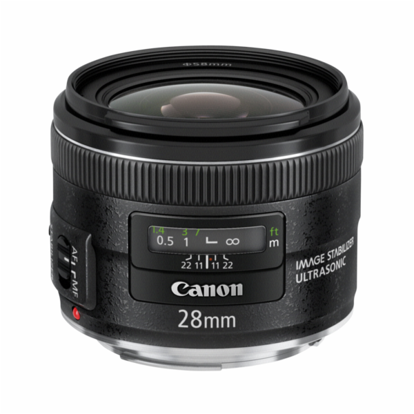 CANON EF 28mm f/2.8 IS USM (5179B005)