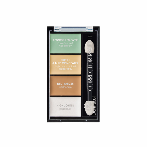 Make-up Dermacol Corrector Palette 8,8ml