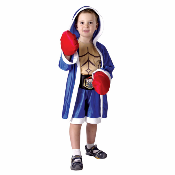 Kostým Boxer, velikost 92-104 cm