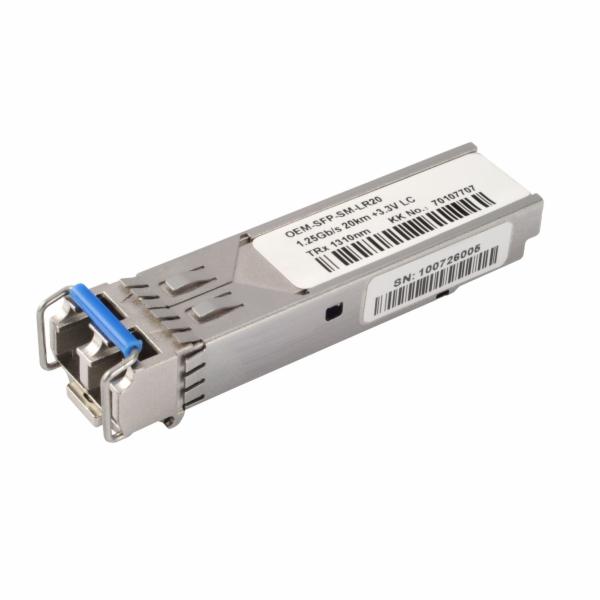 Signamax 100-32SM-LR20, 1G SFP modul SM LC,20km,C.