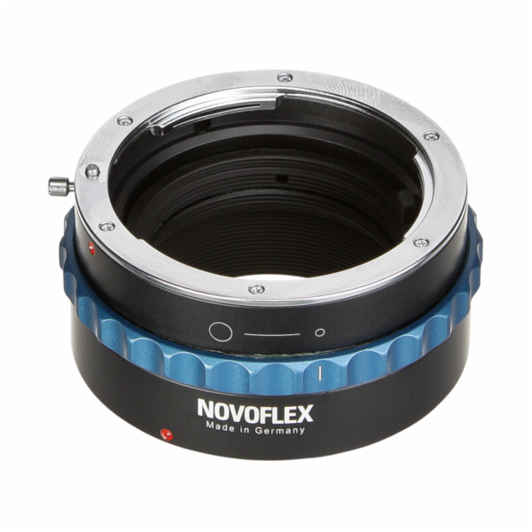 NOVOFLEX Adaptér EOSM/NIK objektiv Nikon na Canon EOS-M tělo