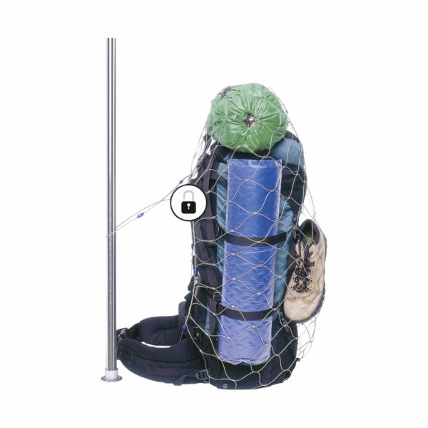 Pacsafe Travelsafe 120L backpack & bag protector
