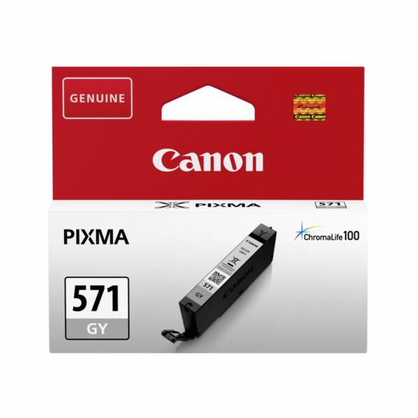 Canon CLI-571 GY grey