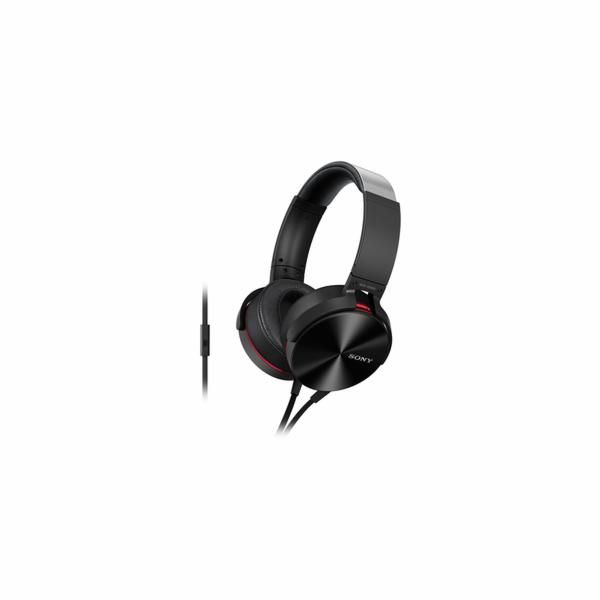 Sony MDR-XB950APB black