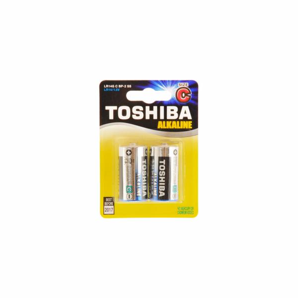 Baterie Toshiba G LR14 2BP C