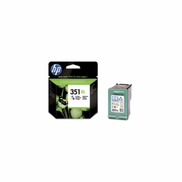 HP CB 338 EE ink cartridge color No. 351 XL