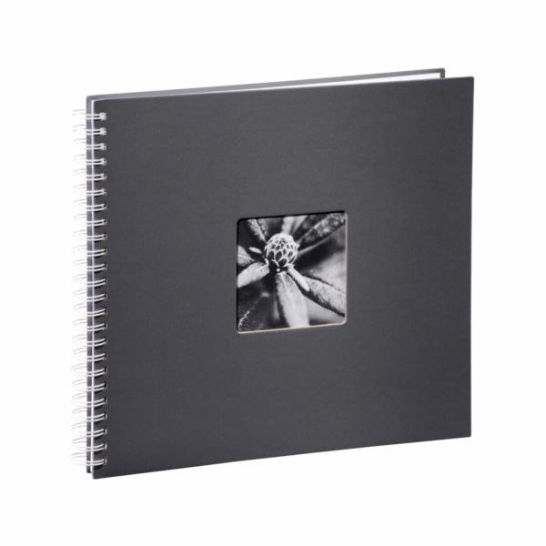 Hama Fine Art Spiral grey 36x32 50 white Pages 2113