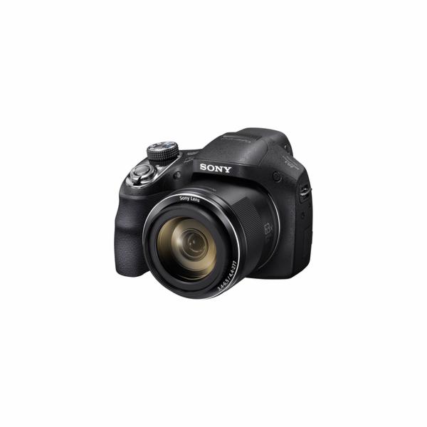 Fotoaparát Sony DSC H-400
