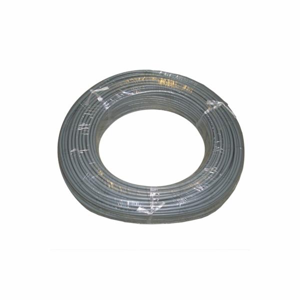Metráž DATACOM UTP drát CAT5E PVC 50m šedý