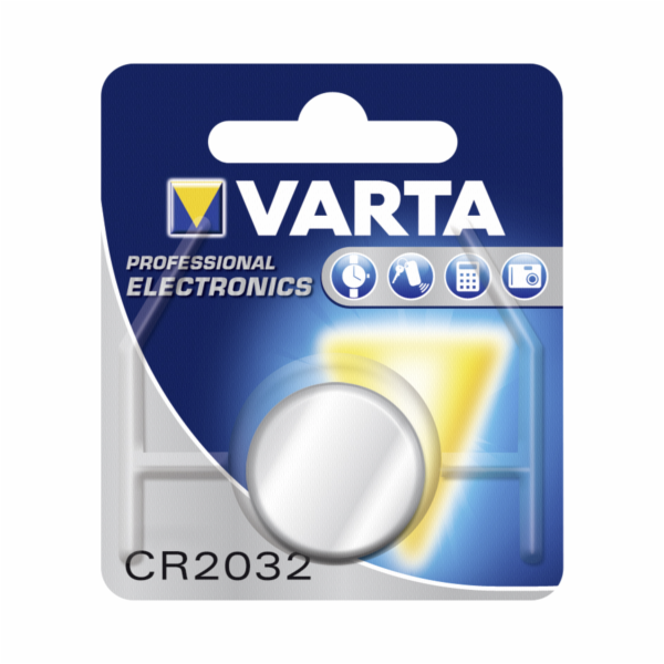 1 Varta electronic CR 2032