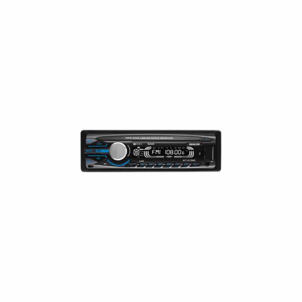 SCT 5017BMR BT AUTORÁDIO s USB/SD SENCOR