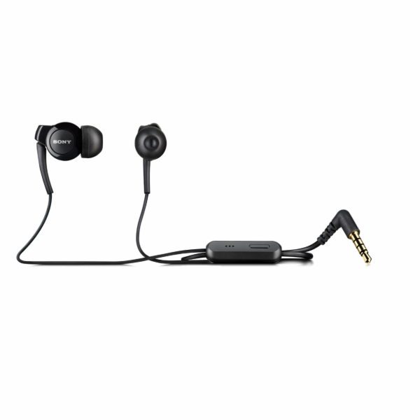 Sony MH-EX300AP Stereo Headset 3,5mm Black (Bulk)