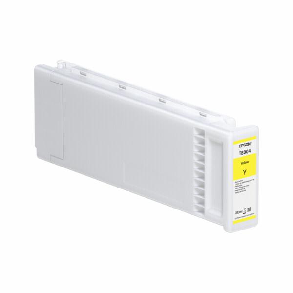 Epson ink cartridge UltraChrome Pro yellow 700 ml T 8004