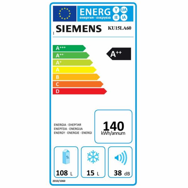 Siemens KU15LA60
