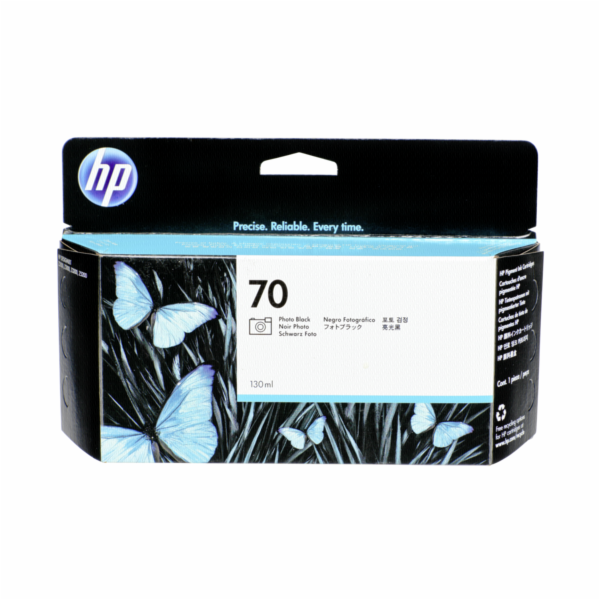 HP C 9449 A cartridge Foto cerna Vivera No. 70