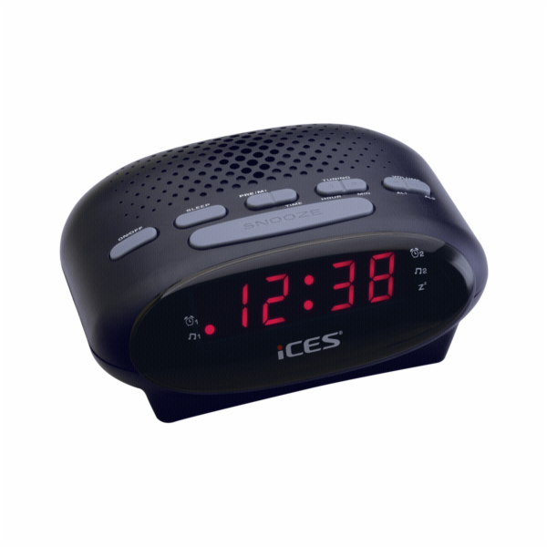 Ices ICR-210 black