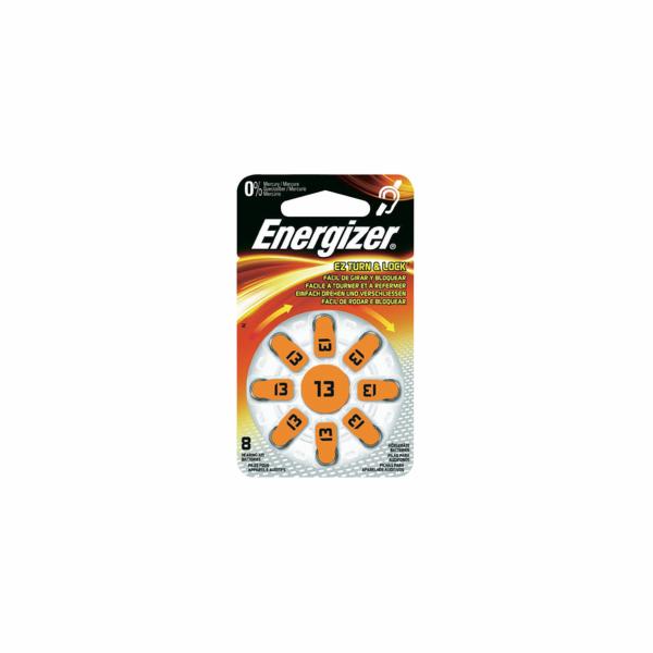 Baterie knoflíková Energizer 13 SP-8