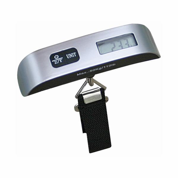 LS-100 Přenosná váha na zavazadla
