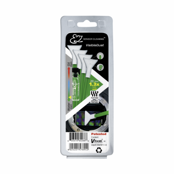 Visible Dust EZ Kit Sensor Clean 1.3 green